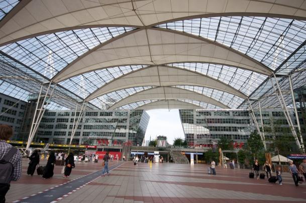 Flughafen Munchen