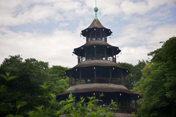 Chinescher Turm